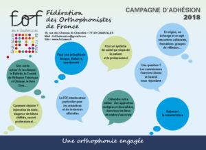 campagne d'adhésion FOF 2018